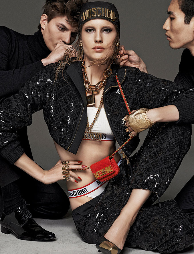 Exclusive Trio Editorials