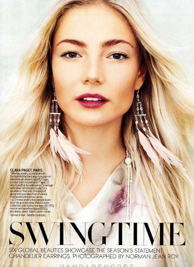 Vogue Swing Time