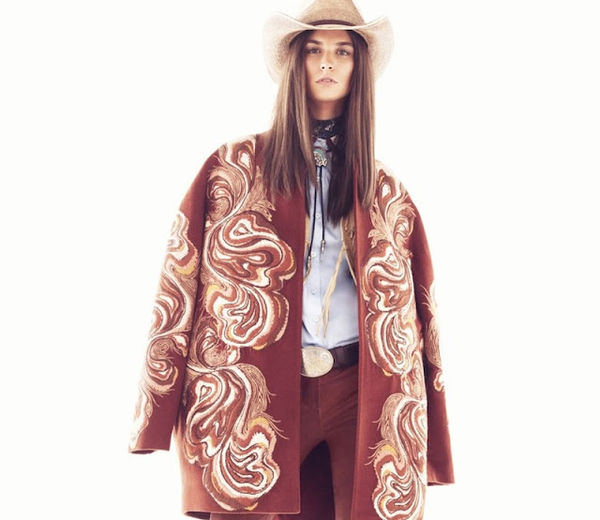 Couture Cowgirl Editorials