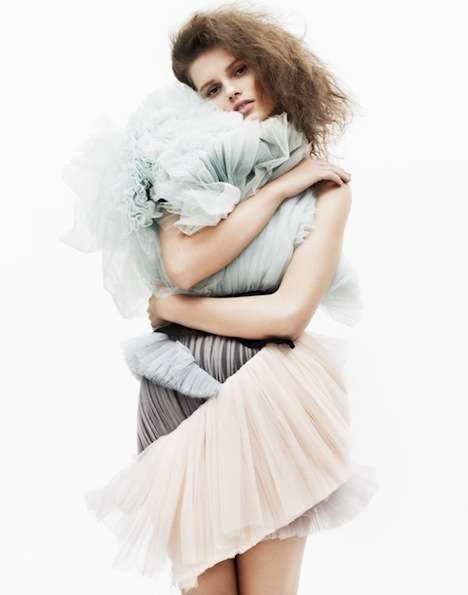 Lavish Ruffle Fashion