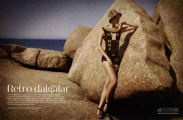 Vogue Turkey Retro Dalgalar