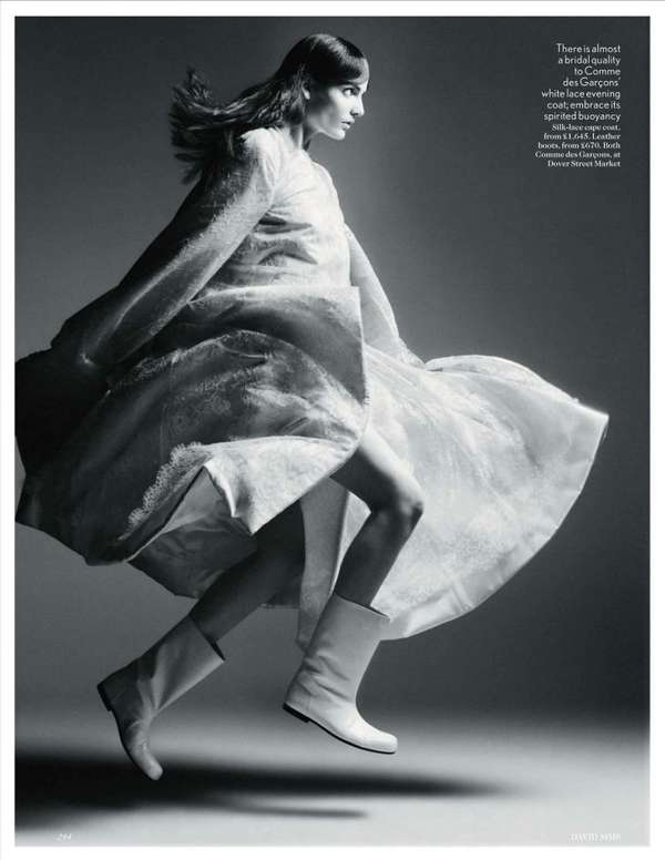 Vogue UK March 2012