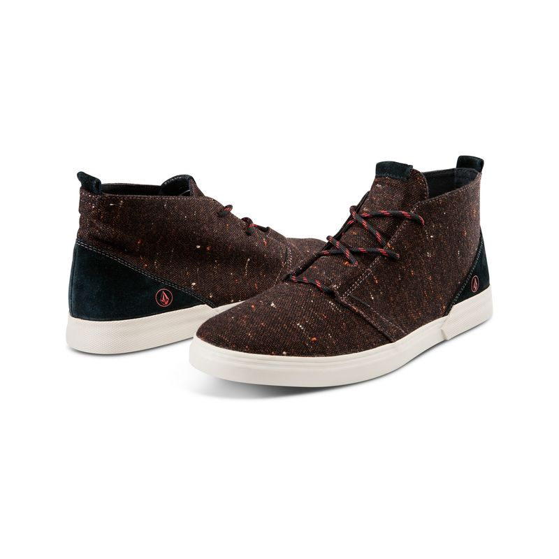 Subdued Seasonal Footwear