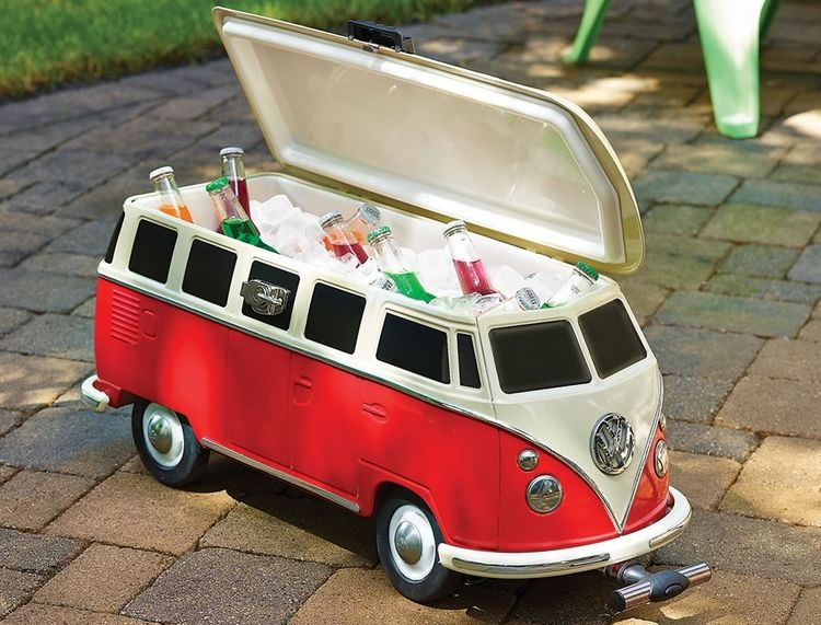 Retro Vehicle Coolers