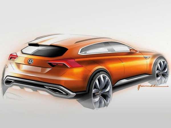 Speedy Hybrid Crossover Concepts