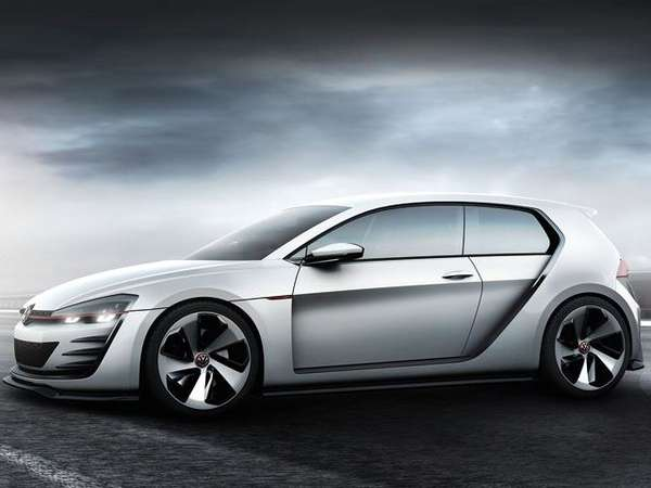 Aggressive Hot Hatch Redesigns