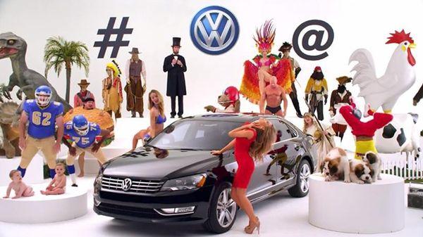 Comically Formulaic Car Commercials