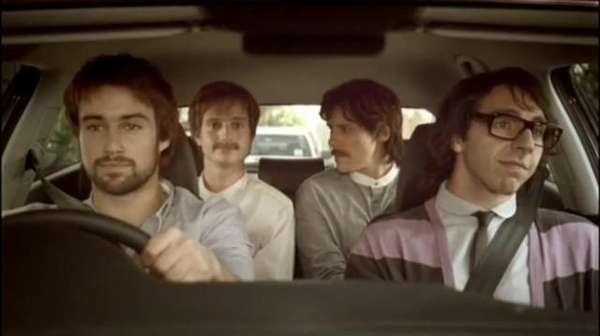 Hipster-Morphing Car Commercials