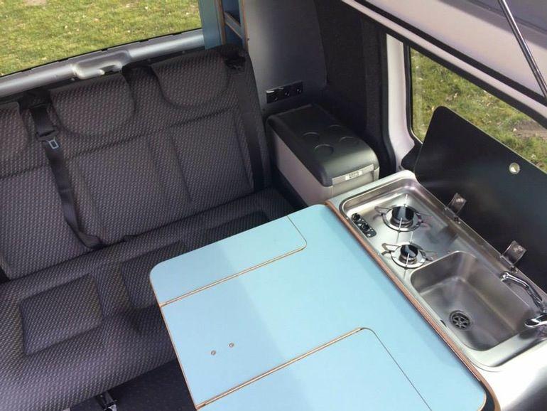 Converted Camper Vans