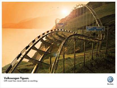 Roller Coaster Car Campaigns