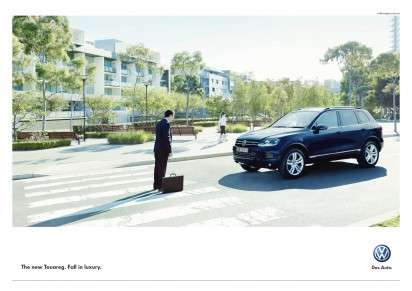 Luxury-Loving Car Campaigns