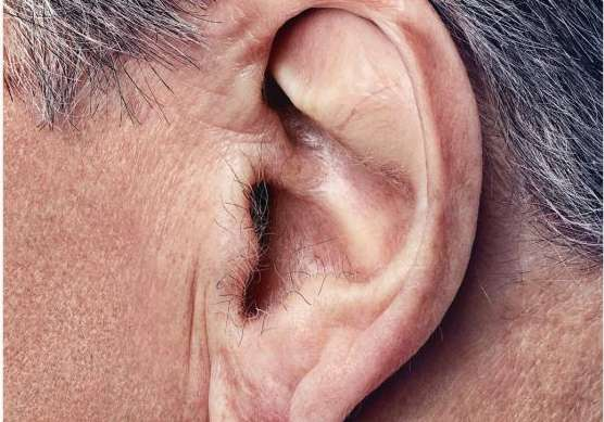 Ear Hair Advertising