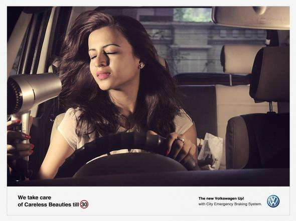 Distracted Driving Campaigns