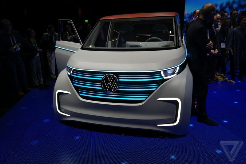 Connected Microbus Concepts