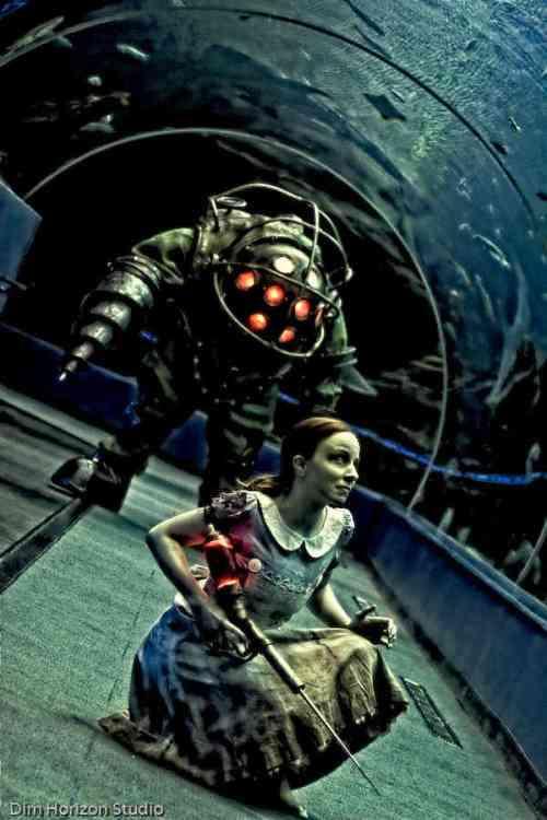 Perilous Undersea Photography