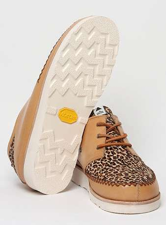 Sleek Safari Shoes