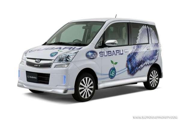 Voltaic Minivans