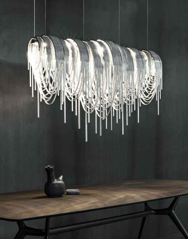 Dripping Chain Lighting