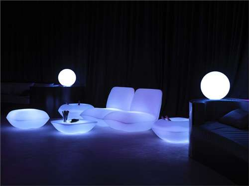 Glowing Patio Furniture