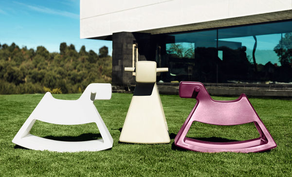 Modernist Rocking Horse Designs