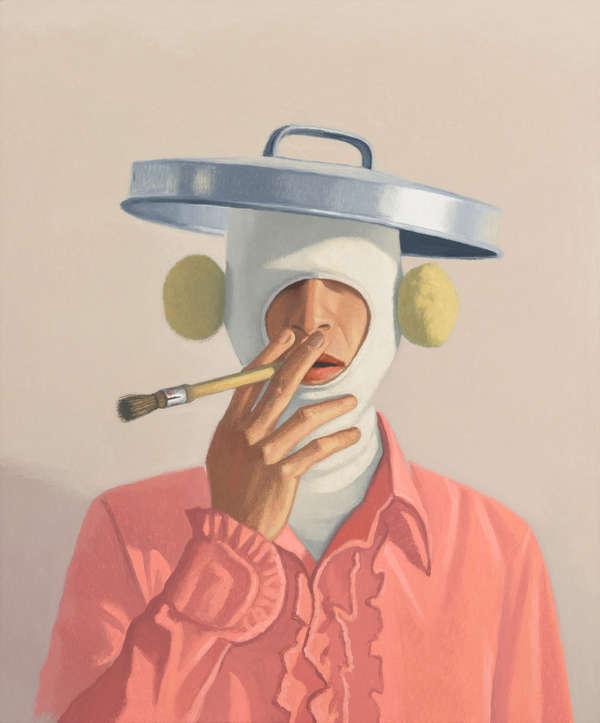 Pop Art Realism Paintings