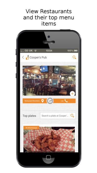 Crowdsourced Menu-Ranking Apps