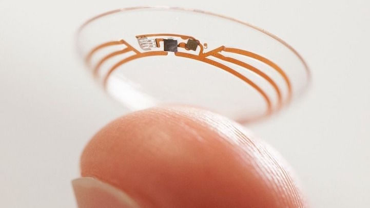 Camera-Controlled Contacts