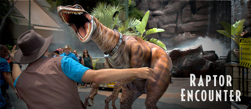 VR Dinosaur Experiences