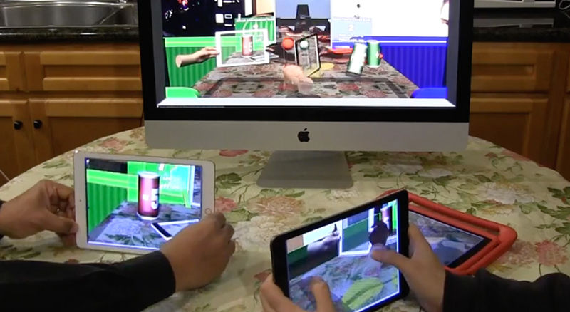 3D Mobile Gaming Platforms