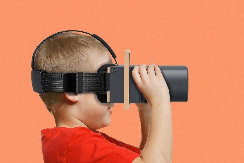 Simulatory VR Headsets