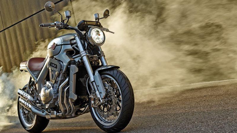 Resurrected German Motorbikes
