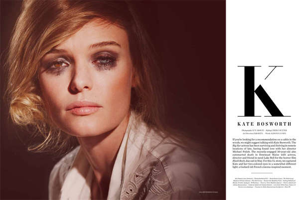 Vs. Magazine 'Kate Bosworth'