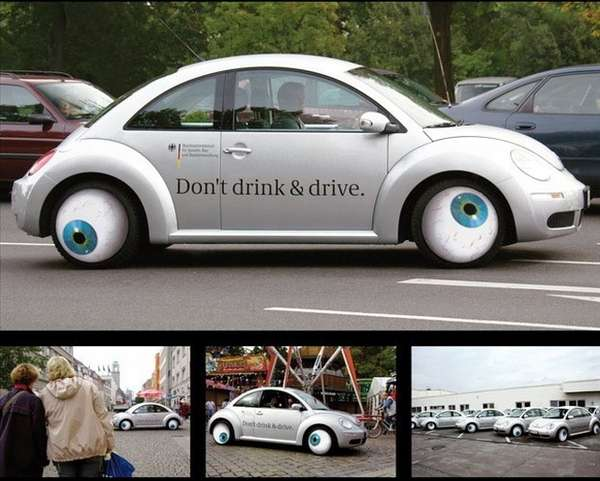 Anti-Drunk Drivertising