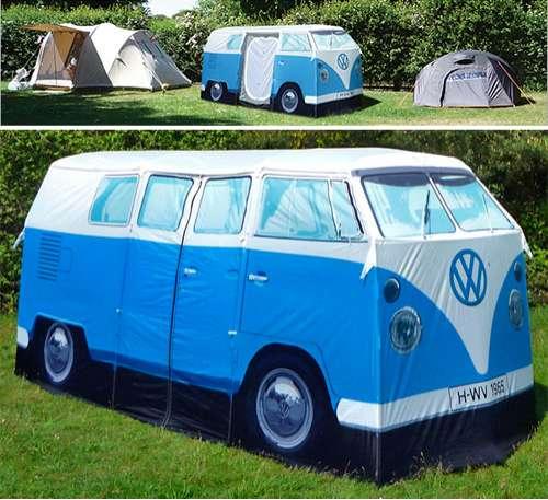 Incognito Van Tents