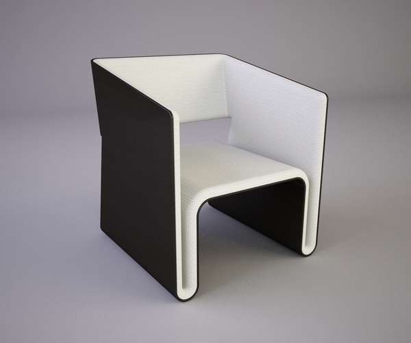 Typographic Furniture