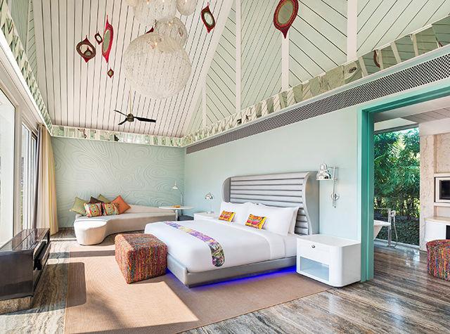Lavish Indian Resorts