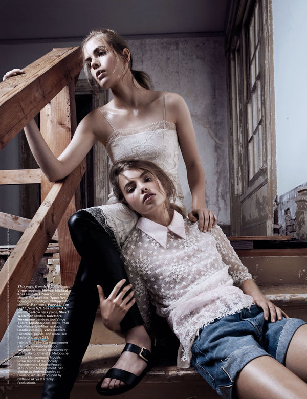 Unconventional Romance Editorials