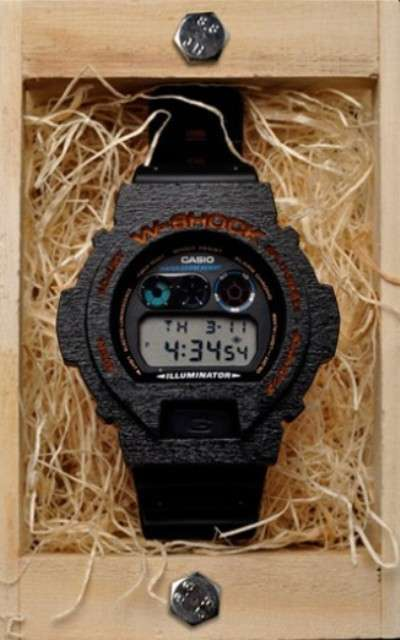 W-Shock Watch