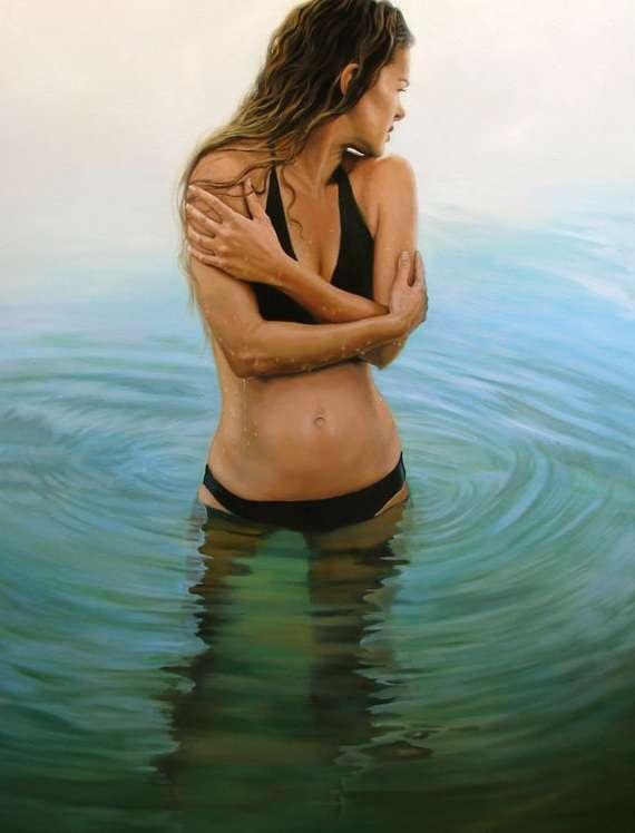 Soulfully Submerged Portraits