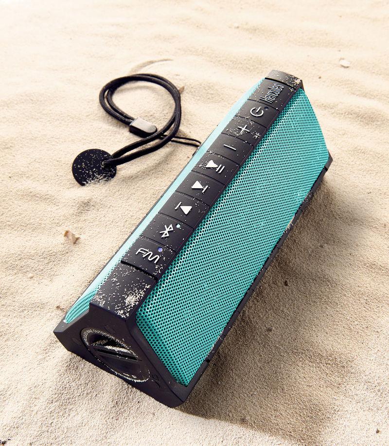 Ocean-Proof Speakers