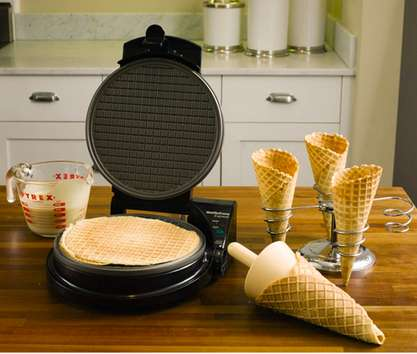 Personalized Waffle Machines