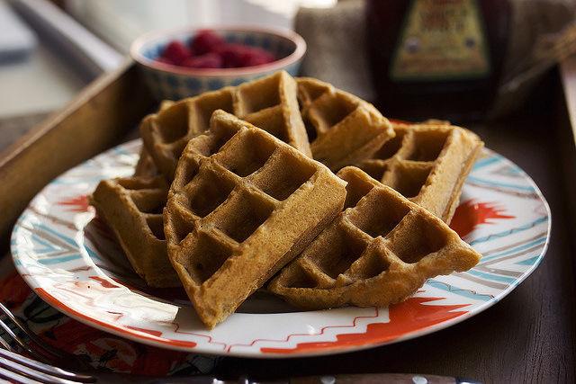 Alternative Waffle Recipes