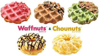 Hybrid Dessert Donuts