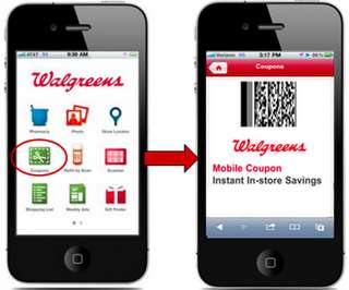 walgreens mobile coupons