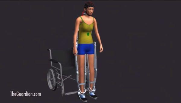 Soccer-Oriented Exoskeletons
