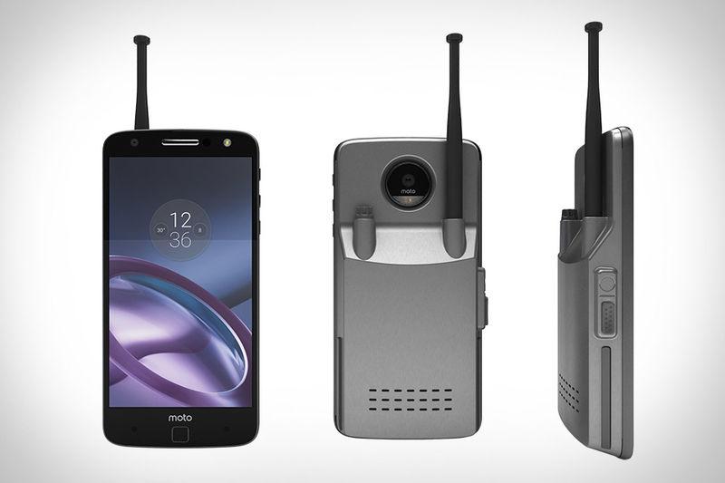 Smartphone Walkie Talkie Attachments