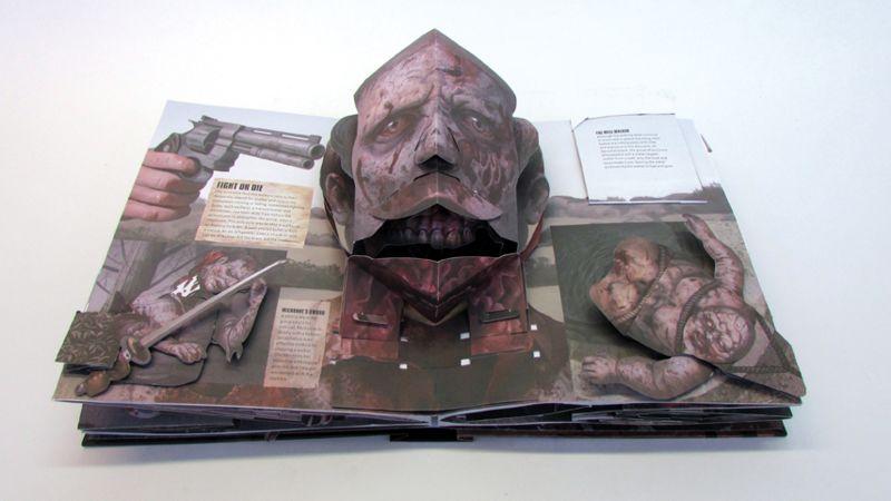 Zombie Pop-Up Books