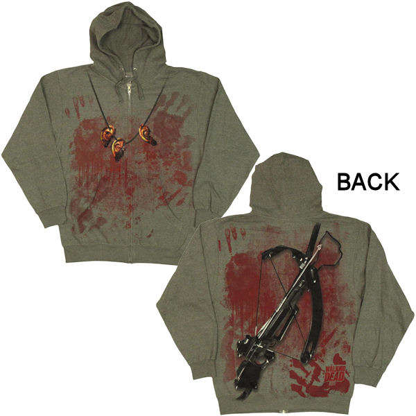 Zombie-Fighting Sweatshirts