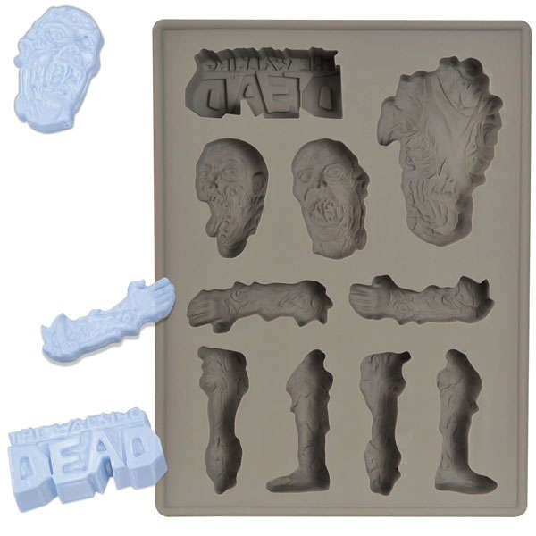 Walking Dead Ice Cube Tray