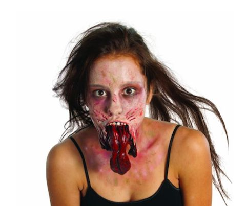 Gory Undead Halloween Masks